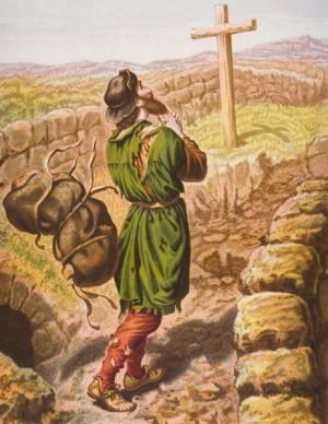 Pilgrim's Progress for Everyone, John Bunyan (1628-1688), 48 pp. (PDF)